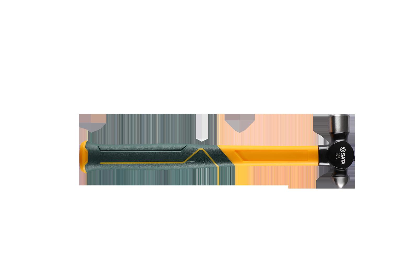 玻璃纤维柄圆头锤0.5磅
