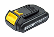 J系列18V2.0Ah横插式锂电电池包