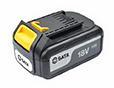 J系列18V4.0Ah横插式锂电电池包