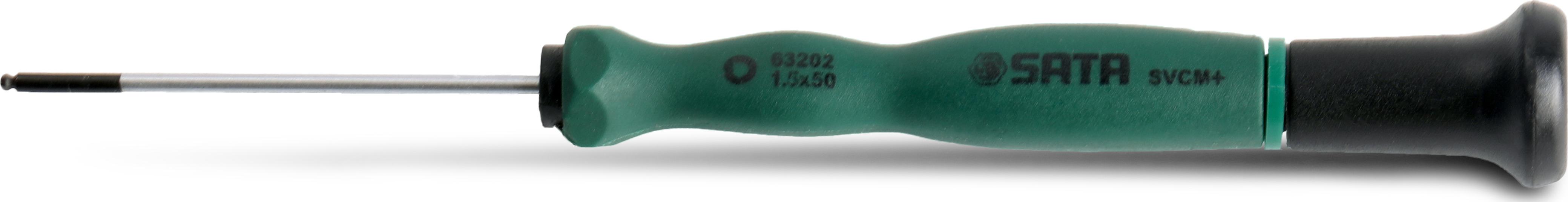 球头六角微型螺丝批1.5x40MM