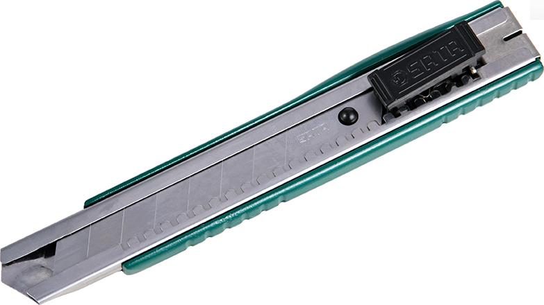锌合金美工刀8节18x100MM