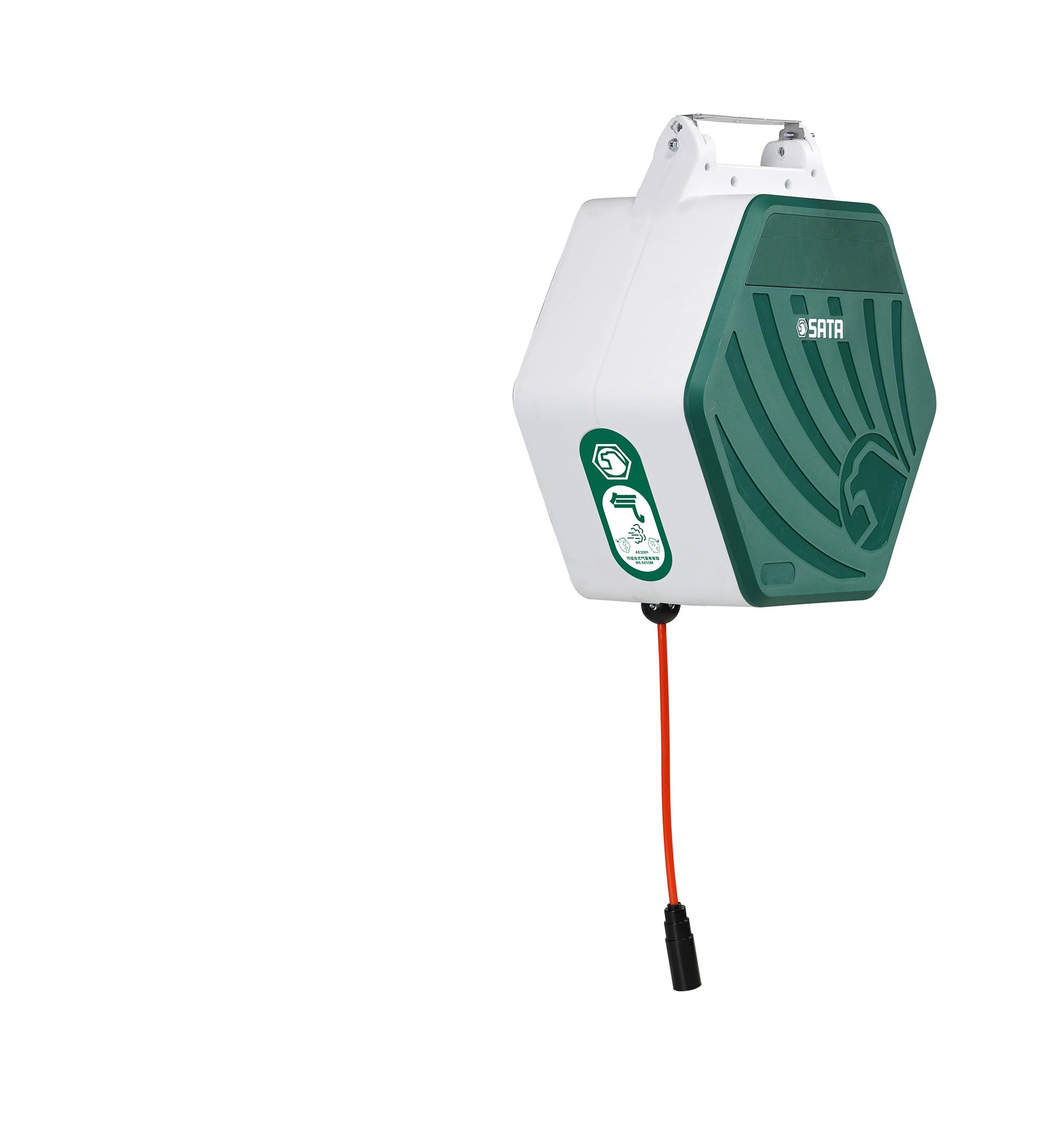 可组合式气管卷管器Φ8X10M
