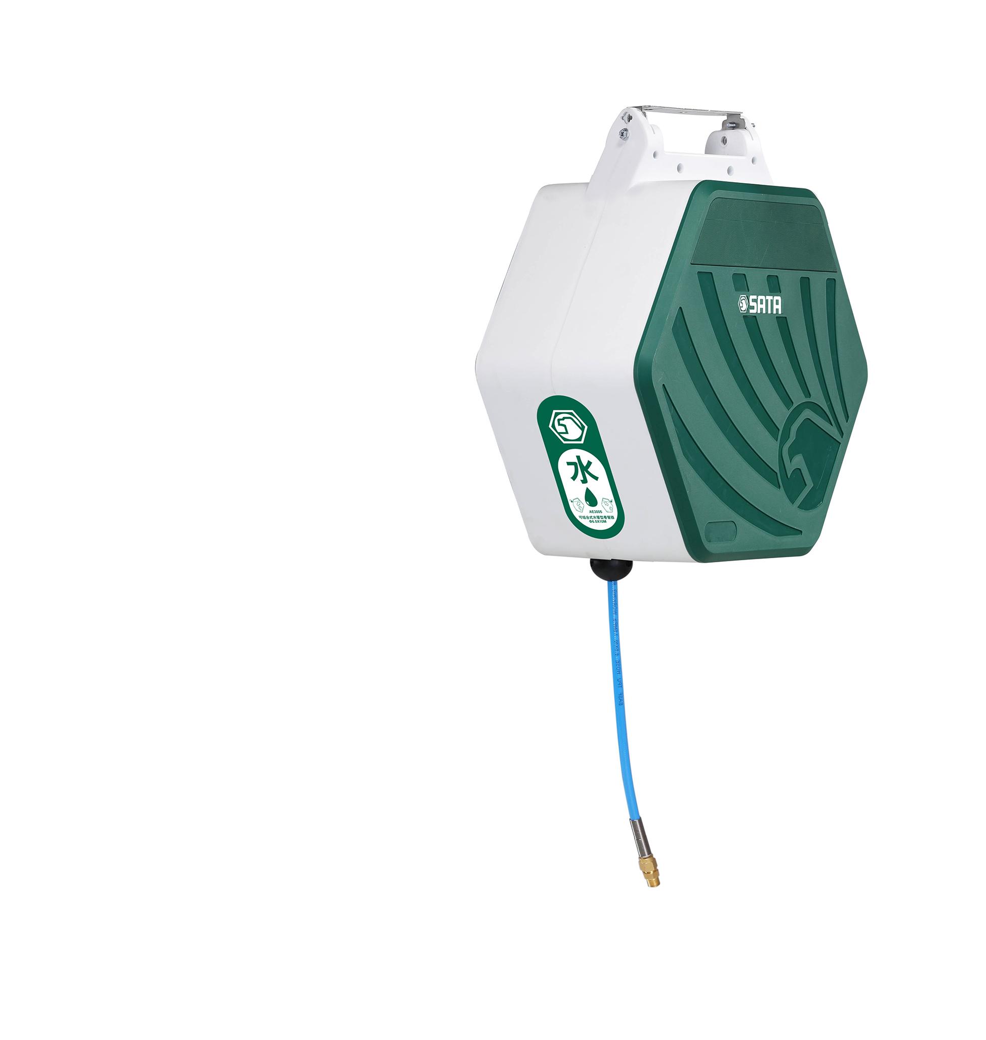 可组合式水管型卷管器Φ8X8M