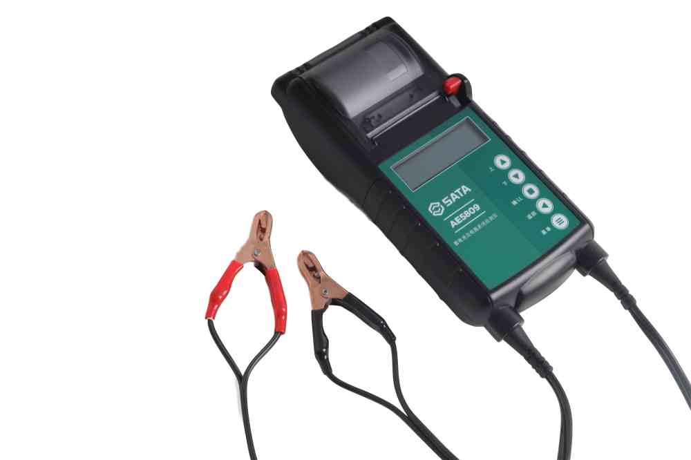 蓄电池及电路系统检测仪