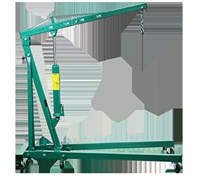 2吨折叠吊机