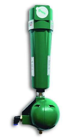 024S级精密过滤器(含机械排水器)