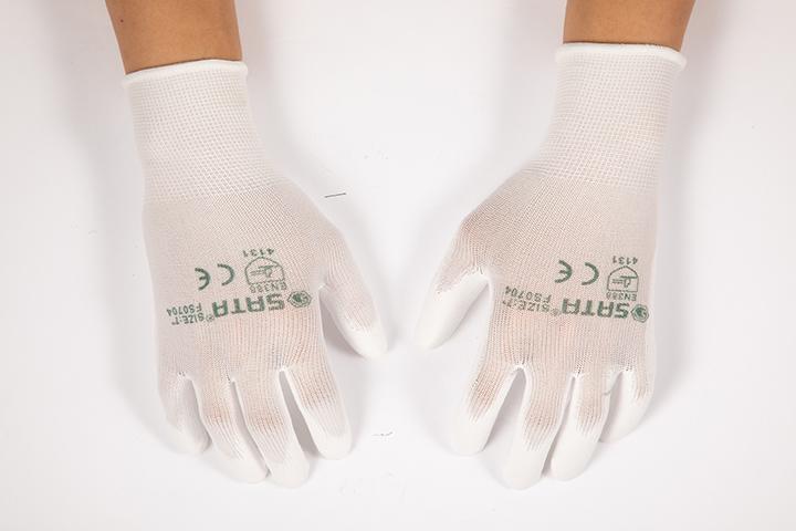 PU手套(掌浸)8